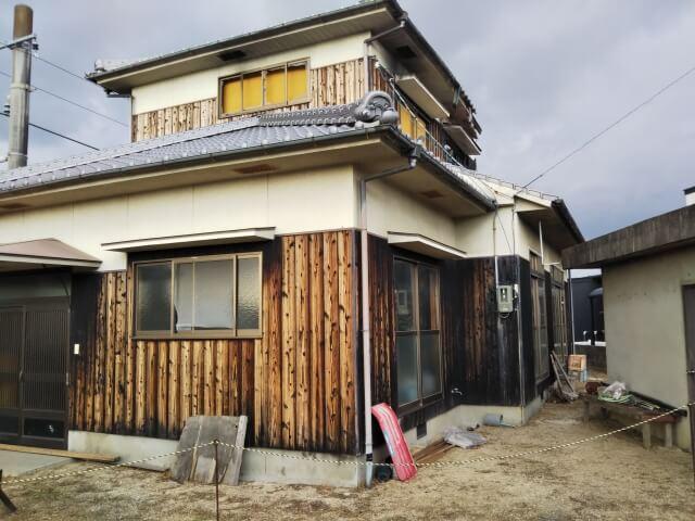 築年数の古い家